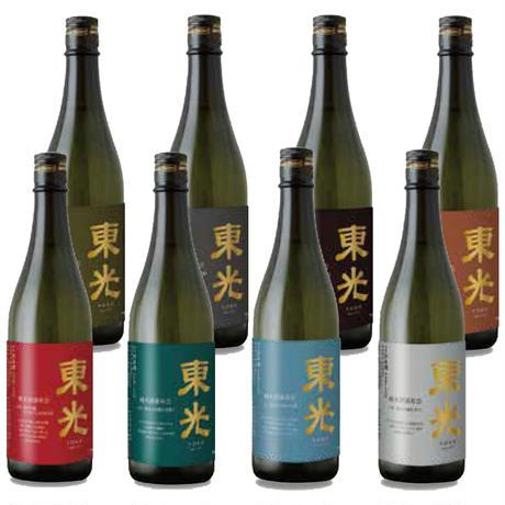 東光純米酒頒布会(4ヶ月コース)720ml×2本×4ヵ月分(4回分の送料含)