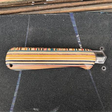 fustworks  recycleskatedeck Re deck SAW  01