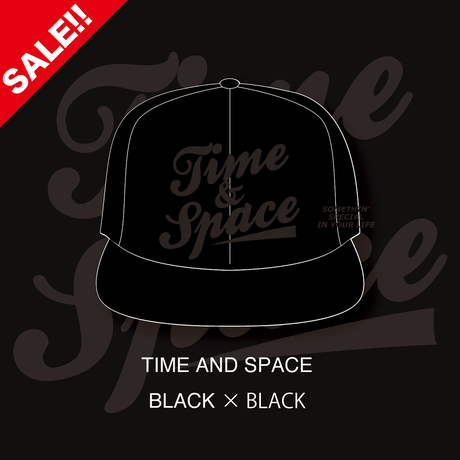 TIME AND SPACE CAP (2)