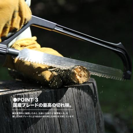 FEDECA(フェデカ)Bushcraft Saw