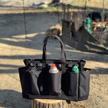 Hanpty Deco CAMP VEGE BAG Black