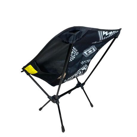 OWLCAMP black folk custom totem chair