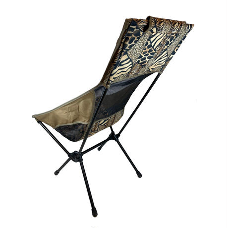 OWLCAMP Animal Pattern Totem High Back Chair