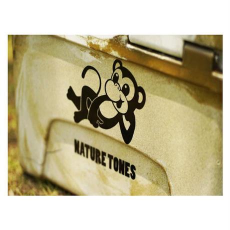 NATURETONES ごろ寝カッティングステッカー