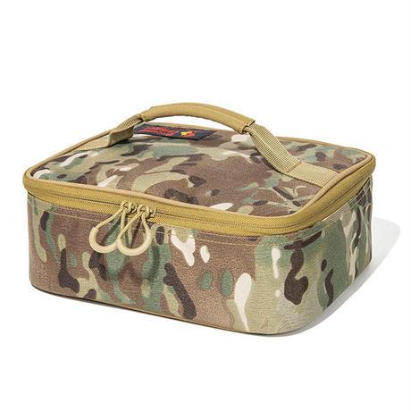 Oregonian Camper セミハードギアバッグ M-FLATサイズ