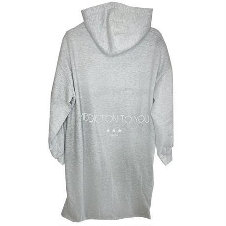 THE MALEVOLENT EDUCATION / ADDICTION TO YOU dress hoodie