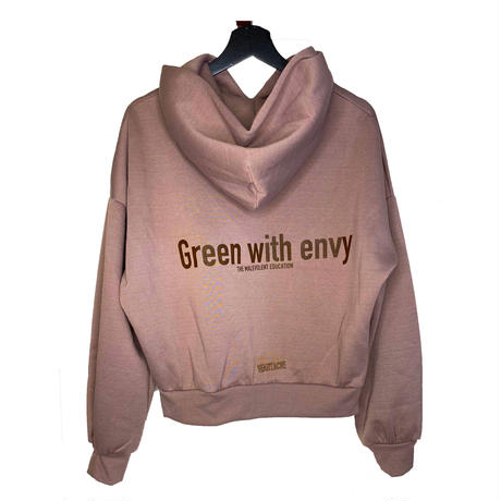 Green with Envy hoodie