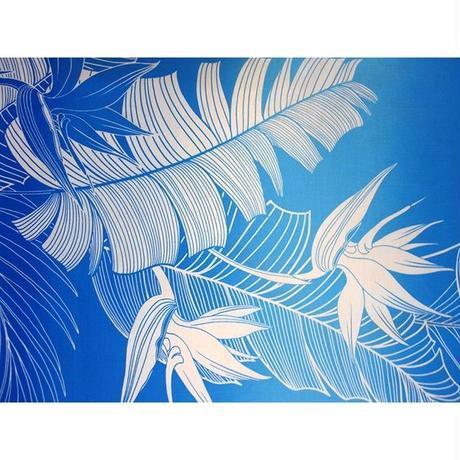 ハワイアンファブリック / 生地・布 A0471