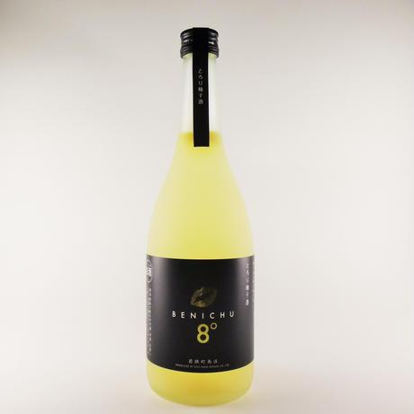 BENICHU8°とろり柚子酒