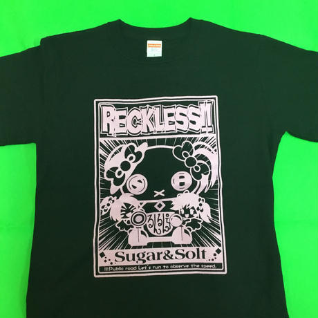 【Tシャツ】2019年「猪突猛進」【通販限定】