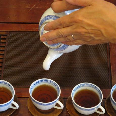 プーアル香小沱茶