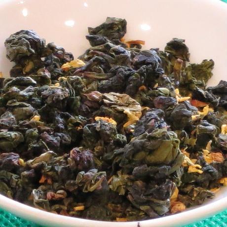 桂香烏龍茶