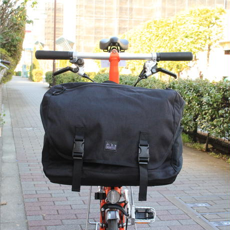 BROMPTON Messenger Bag 23L[Black]