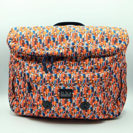 BROMPTON Backpack 14L [Liberty-Orange Multi]