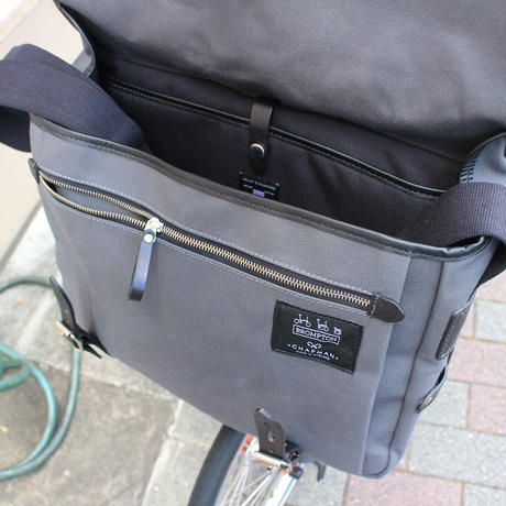 BROMPTON Game Bag M Smoke Grey 12L
