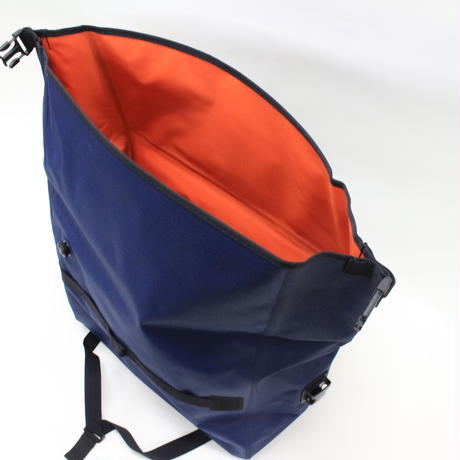 BROMPTON Roll Top Waterproof Bag 25L [Navy]