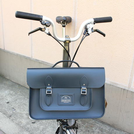 BROMPTON Cambridge Satchel [ネイビー]