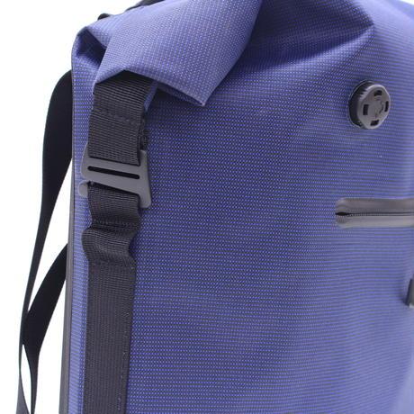BROMPTON Roll Top Waterproof Bag 9L [Navy]