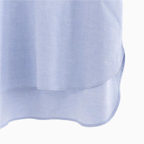 214008 ピンポイントオックススタンドカラーパラシュートボタンシャツ