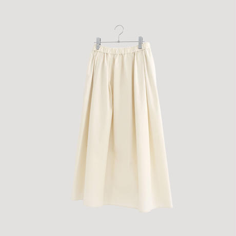 207810 コットンギャザースカート