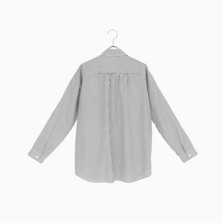 214531 ギザ100/2パラシュートボタンシャツ