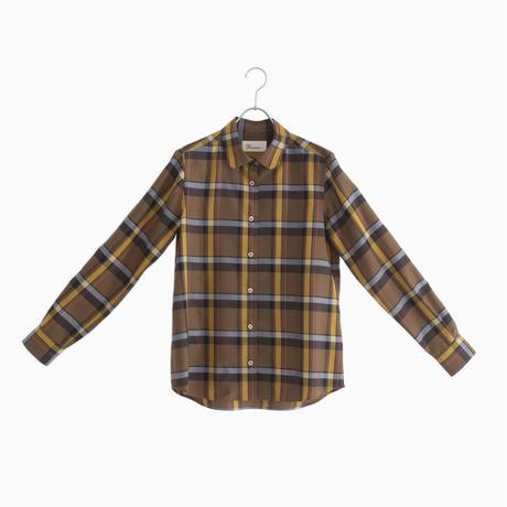 204802 タータンチェックシャツ