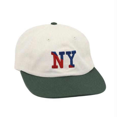 Only NY / NYC Crew Polo Hat (Natural)