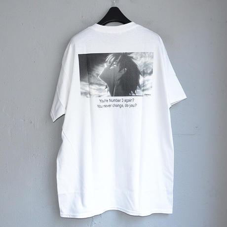 LABRAT / LABRAT×EVANGELION×YAR Kaworu Tee(White)