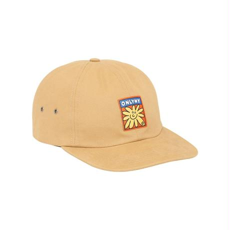 Only NY / Flower Hat ( Wheat )