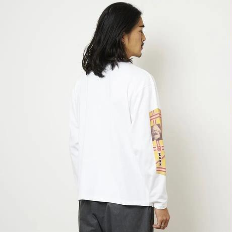SON OF THE CHEESE / Social TEE (WHITE)