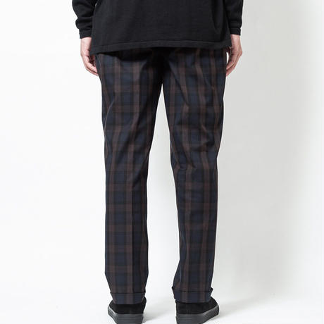 SON OF THE CHEESE / college pants (BROWN)