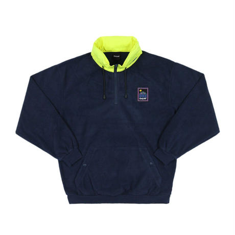 Only NY /  Outdoor Gear Fleece Pullover (Navy)