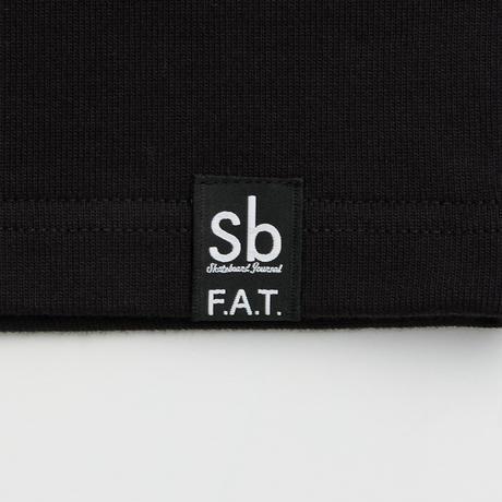 """FAT / FOTEE """"J.B.""""  ( BLACK )"""