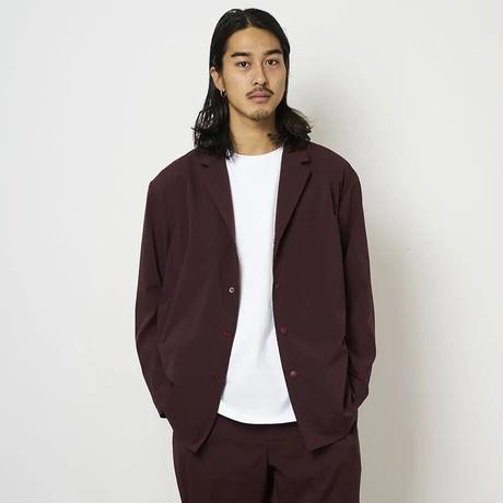 SON OF THE CHEESE / LOOSE JKT (WINE)