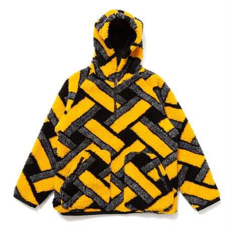 SON OF THE CHEESE / GEO FLEECE(YELLOW)