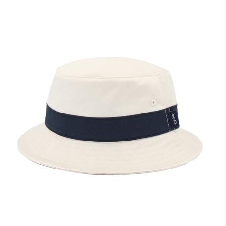 Only NY / PORT BUCKET HAT (Natural)