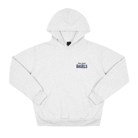 Only NY / New York Bagels Hoody (Ash Grey)
