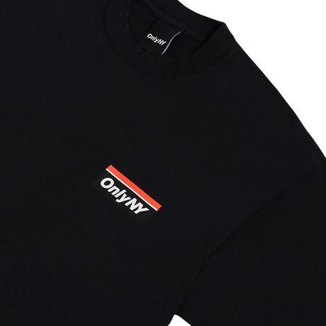 Only NY / Subway Logo T-Shirt (Black)