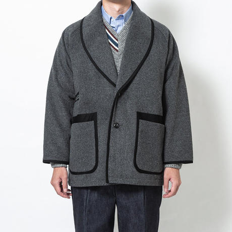 SON OF THE CHEESE / CHILL coat (GRAY)
