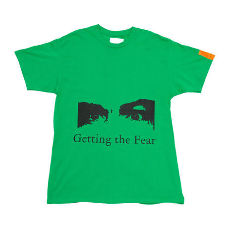 Black Weirdos / M-Eyes Tee (Green)