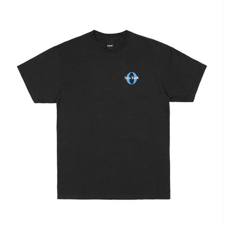 Only NY / WEST SIDE T-SHIRT(Black)