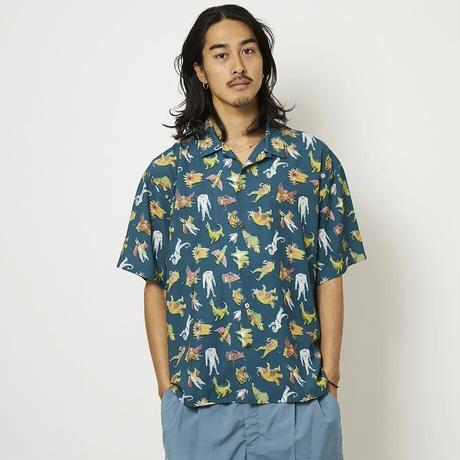 SON OF THE CHEESE / Monster Shirt (GREEN)