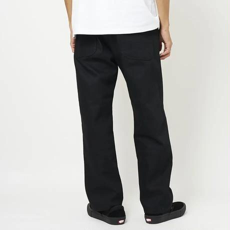 SON OF THE CHEESE /  5pkt Painter Pants (BLACK)