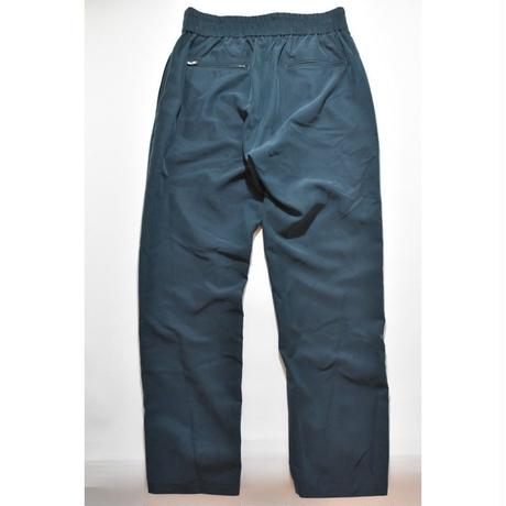 Black Weirdos Rayon Night Pants  / (D.Green)