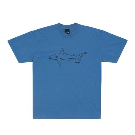 Only NY / Shark T-Shirt ( French Blue )