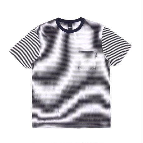 Only NY / Mercer Stripe Pocket T-Shirt (Navy)
