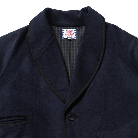 SON OF THE CHEESE / CHILL coat (NAVY)