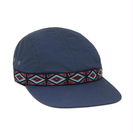 Only NY / Rip-Stop 4-Panel Long Bill Hat (Navy)