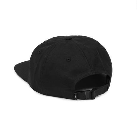 Only NY / Core Logo Polo Hat (Black)