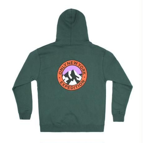 Only NY / Expedition Hoody (Hunter Green)
